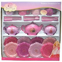 Barbie Doll Tea Set for Sale