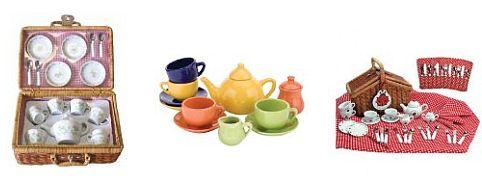 Children's Porcelain Tea Sets for Sale