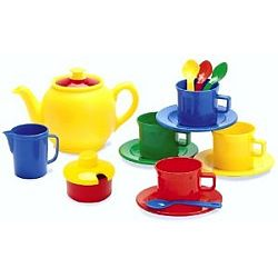 Plastic Tea Set for Sale
