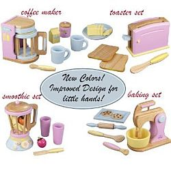 Play Kitchen Blender Set