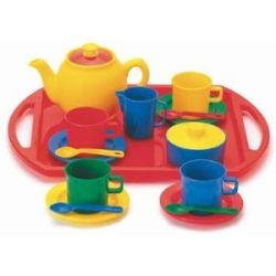 Dantoy tea set