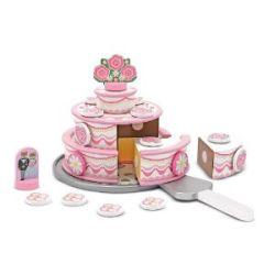 Play Food Birthday Cake