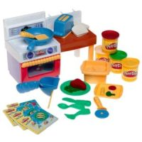 Play Doh Kitchen Set