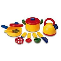 Toy Dishes for Kids