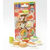 Chinese Play Food Set