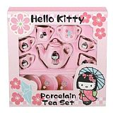 Hello kitty tea Set