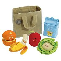 Cute Soft Play Food Set