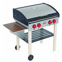 Toy Grill Play Set