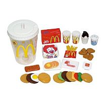 Mcdonald's Play Toy