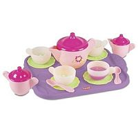 Pretty Girls Tea Set
