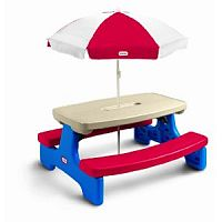 Child Picnic Table