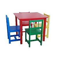 child table and chairs