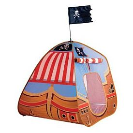 kids pirate tent
