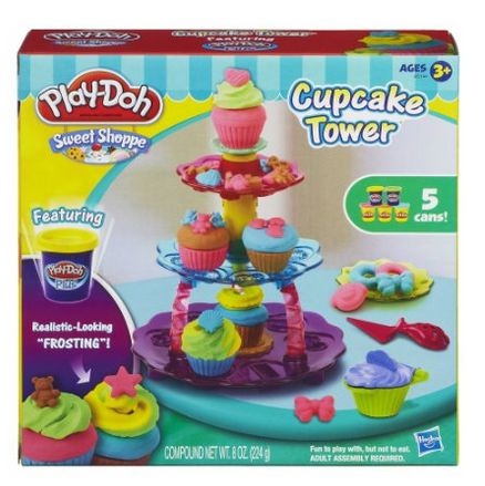 play-doh-cupcake-tower