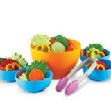 salad play food set